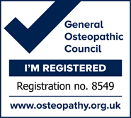 member of general osteopathic council