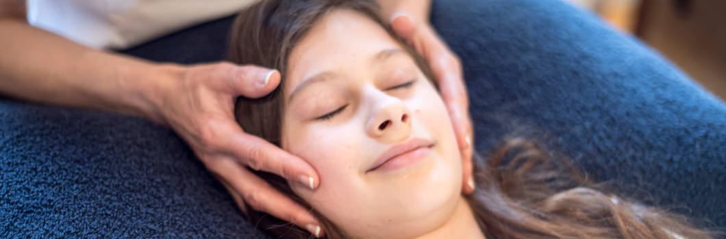 Cranial Osteopathy for Babies and Children